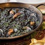 arroz negro comida restaurante vielha