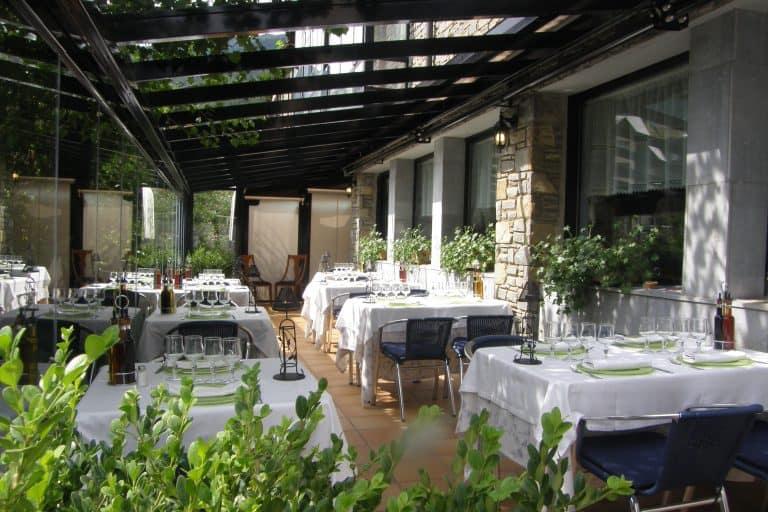 restaurante terraza lucana vielha