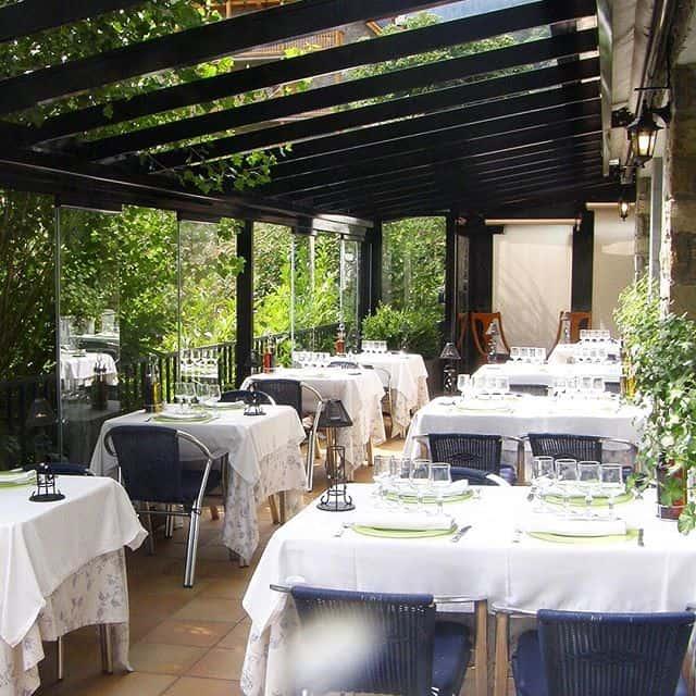 terraza restaurante vielha lucana