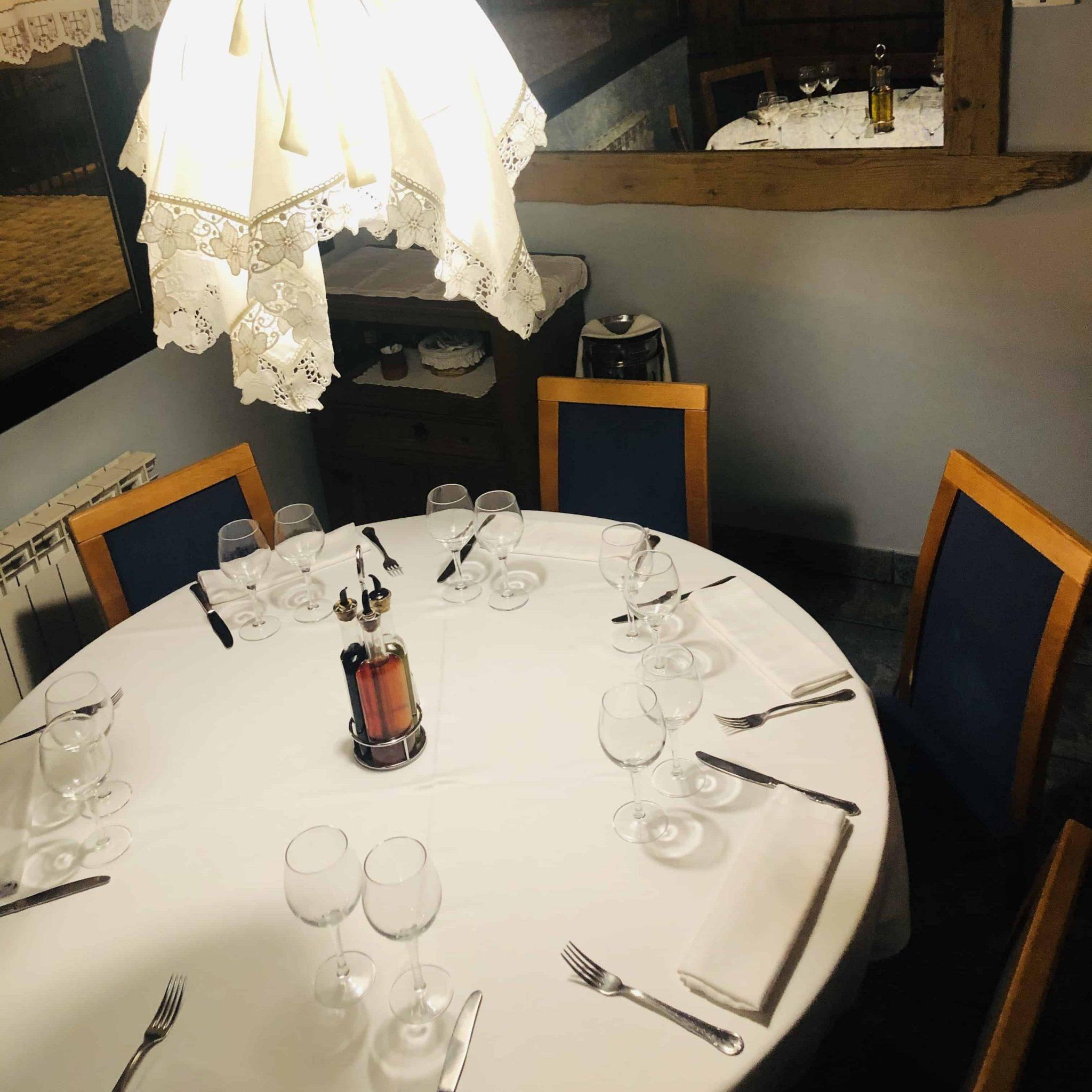reservado restaurante era lucana