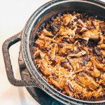 arroz de liebre lucana restaurante