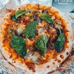 pizza vegetariana lucana para llevar